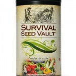 The Survival Seed Vault – Non-GMO Heirloom Seeds