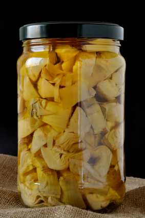 How to Marinate Artichoke Hearts