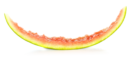How to Eat Watermelon Rind