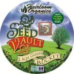 Heirloom Organics Seed Vault