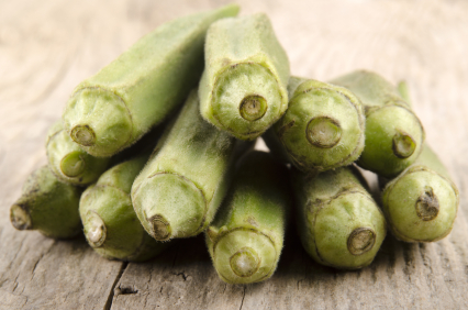 When to Harvest Okra